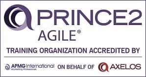 PRINCE2 Agile APMG ATO Logo