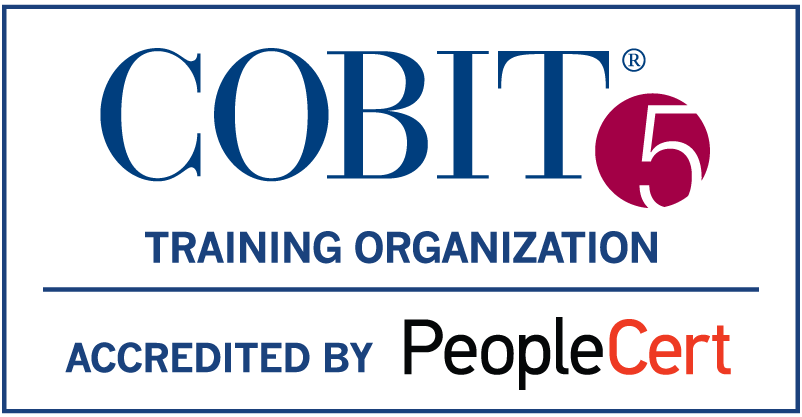 COBIT5 Logo Accredited