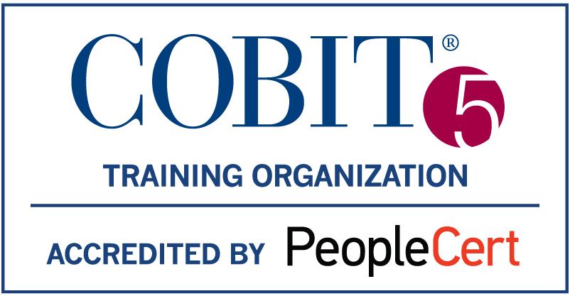 COBIT5 Logo Accredited