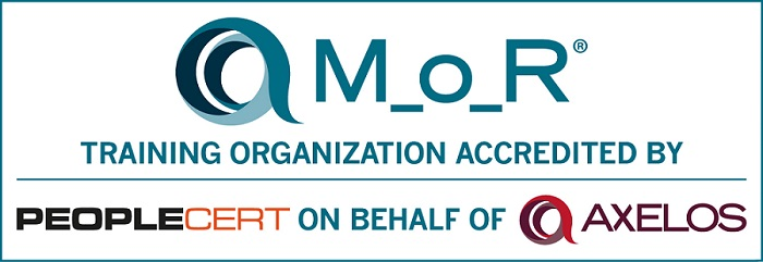 M o R Training Organization Logo PEOPLECERT RGB