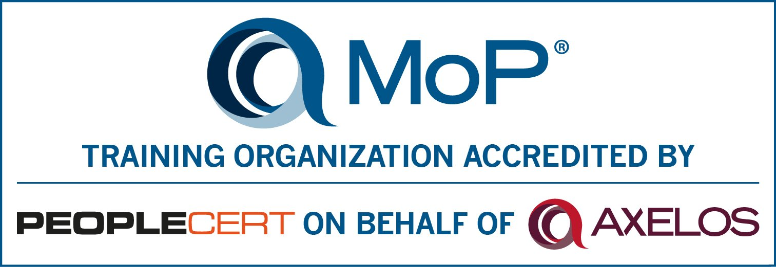 MoP Training Organization Logo PEOPLECERT RGB