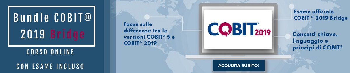 Cobit 2019 Bridge ITA