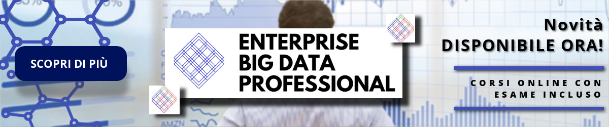 Entreprise Big Data   ITA
