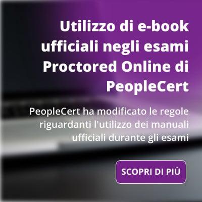 PeopleCert e books ITA