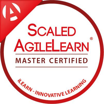 Scaled AgileLearn Master Certified Digital Badge