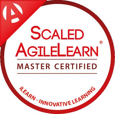 Scaled AgileLearn Master Certified Digital Badge