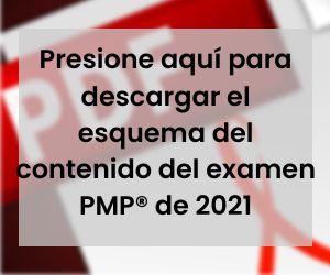 pmp exam outlines ES