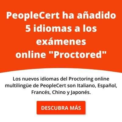 """PeopleCert ha añadido 5 idiomas a los exámenes online """"Proctored"""""""