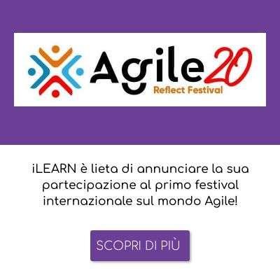 iLEARN parteciperà al Festival Agile20Reflect