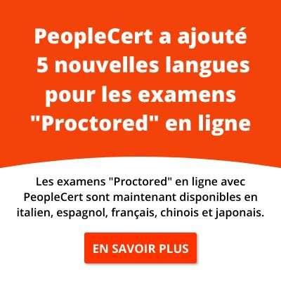 """PeopleCert a ajouté 5 nouvelles langues pour les examens """"Proctored"""" en ligne"""