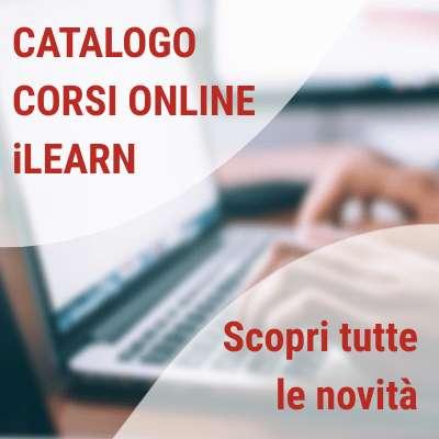 iLEARN ha aggiornato il suo catalogo corsi online