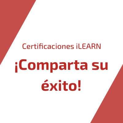 Aumente la visibilidad de su éxito con el Successful Candidate Register y las Insignias Digitales ahora disponibles para las Certificaciones iLEARN