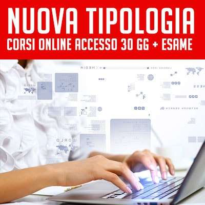 Novità e-learning!