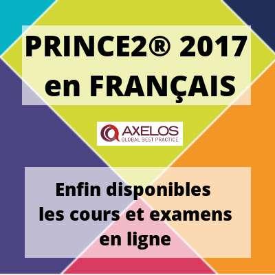 PRINCE2® 2017 en français