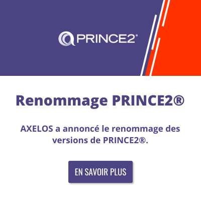 Renommage PRINCE2®