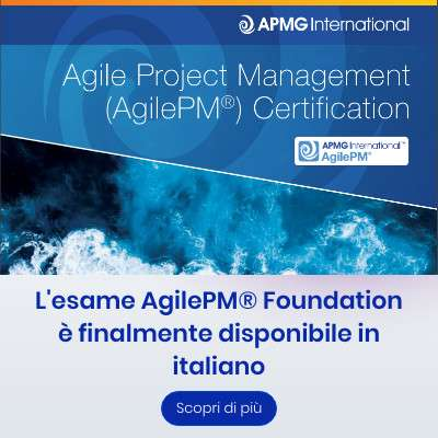 AgilePM® Foundation disponibile in italiano