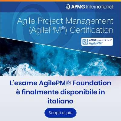 AgilePM® Foundation disponibile in italiano