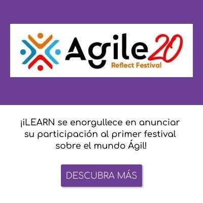 iLEARN participará en el Festival Agile20Reflect