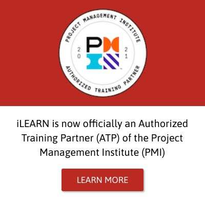 iLEARN is now officially an Authorized Training Partner (ATP) of the Project Management Institute (PMI)