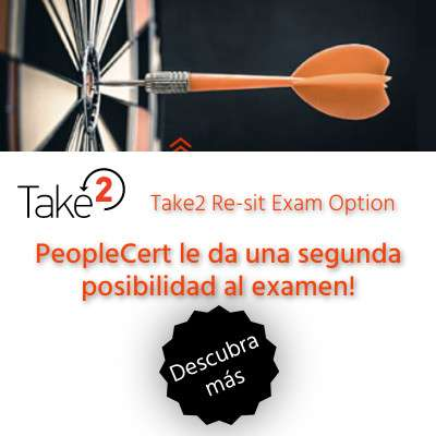 PeopleCert Take2 Exam Re-Sit