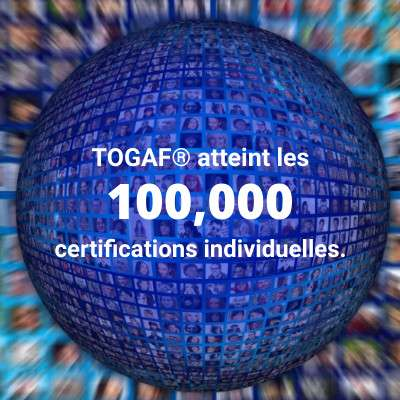 TOGAF® 9 franchit le cap des 100.000 certifications!