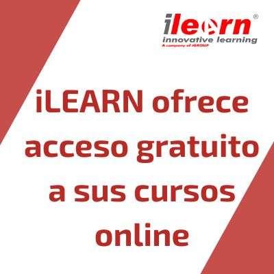 Acceso gratuito a los cursos iLEARN