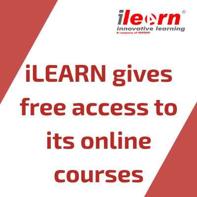Free access to iLEARN courses