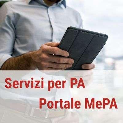 MePA: iLEARN fornitore iscritto al portale