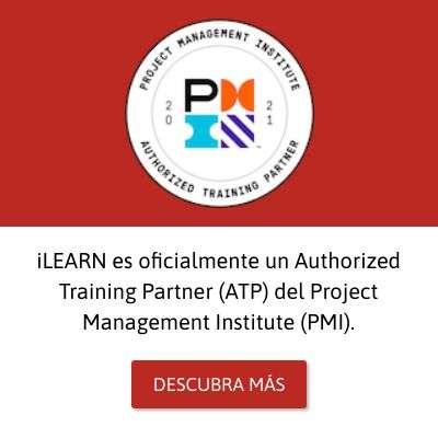 iLEARN es oficialmente un Authorized Training Partner (ATP) del Project Management Institute (PMI).
