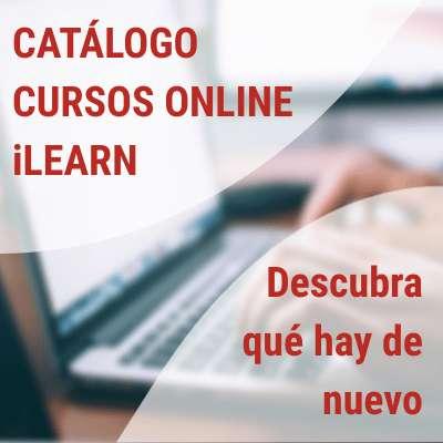 iLEARN ha actualizado su catálogo de cursos online