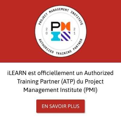 iLEARN est officiellement un Authorized Training Partner (ATP) du Project Management Institute (PMI)